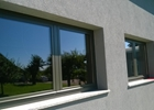 dvokrilni aluminijski prozor