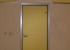 staklena vrata sa alu dovratnikom