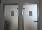 uredska staklena vrata