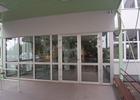 Aluminijski ulaz škole