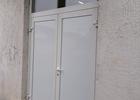 Alu vrata za višestambene objekte