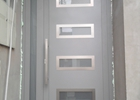 Jednokrilna aluminjska vrata
