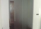 Jednokrilna staklena vrata