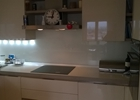 Kaljeno staklo kuhinje