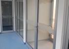 Vrata u laboratoriju